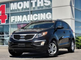 Used 2013 Kia Sportage LX | Heated Seat | Cruise | Alloy Rims for sale in St Catharines, ON