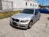 Photo of Silver 2007 BMW 3 Series