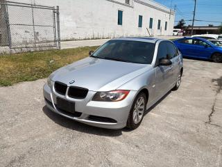 2007 BMW 3 Series 323i! AUTO! LEATHER!ROOF!