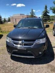 Used 2012 Dodge Journey R/T for sale in London, ON
