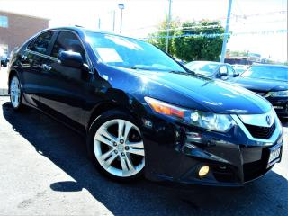 Used 2010 Acura TSX V6 TECH PKG | NAVIGATION.CAMERA | LEATHER.ROOF for sale in Kitchener, ON
