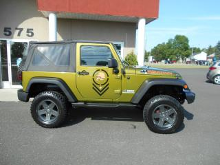 Used 2010 Jeep Wrangler MOUNTAINE 4 RM 2 portes for sale in Pintendre, QC