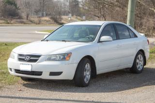 Used 2008 Hyundai Sonata GLS for sale in St Jacobs, ON