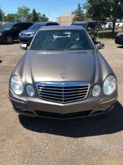Used 2008 Mercedes-Benz E350 3.5L for sale in London, ON