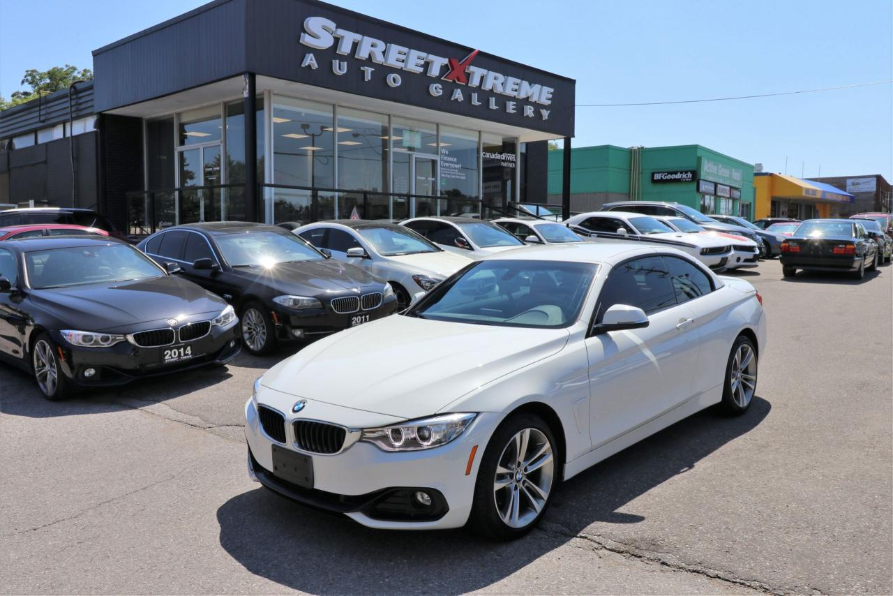 2015 BMW 4 Series 428i xDrive AWD
