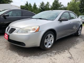 Used 2008 Pontiac G6 SE for sale in Pickering, ON