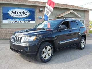 Used 2011 Jeep Grand Cherokee Laredo for sale in Corner Brook, NL
