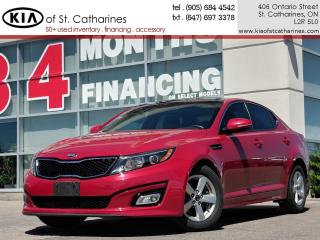 Used 2014 Kia Optima LX+ Panoramic Sunroof | Power Driver Seat | Cruise for sale in St Catharines, ON