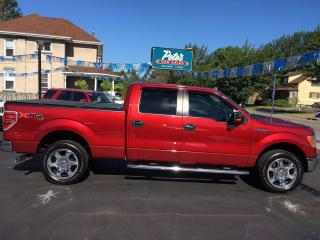 Used 2013 Ford F-150 XLT XTR SUPERCREW 4X4 for sale in Dunnville, ON