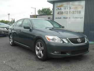 Used 2006 Lexus GS 430 ***GS,V8,CUIR,GPS*** for sale in Longueuil, QC
