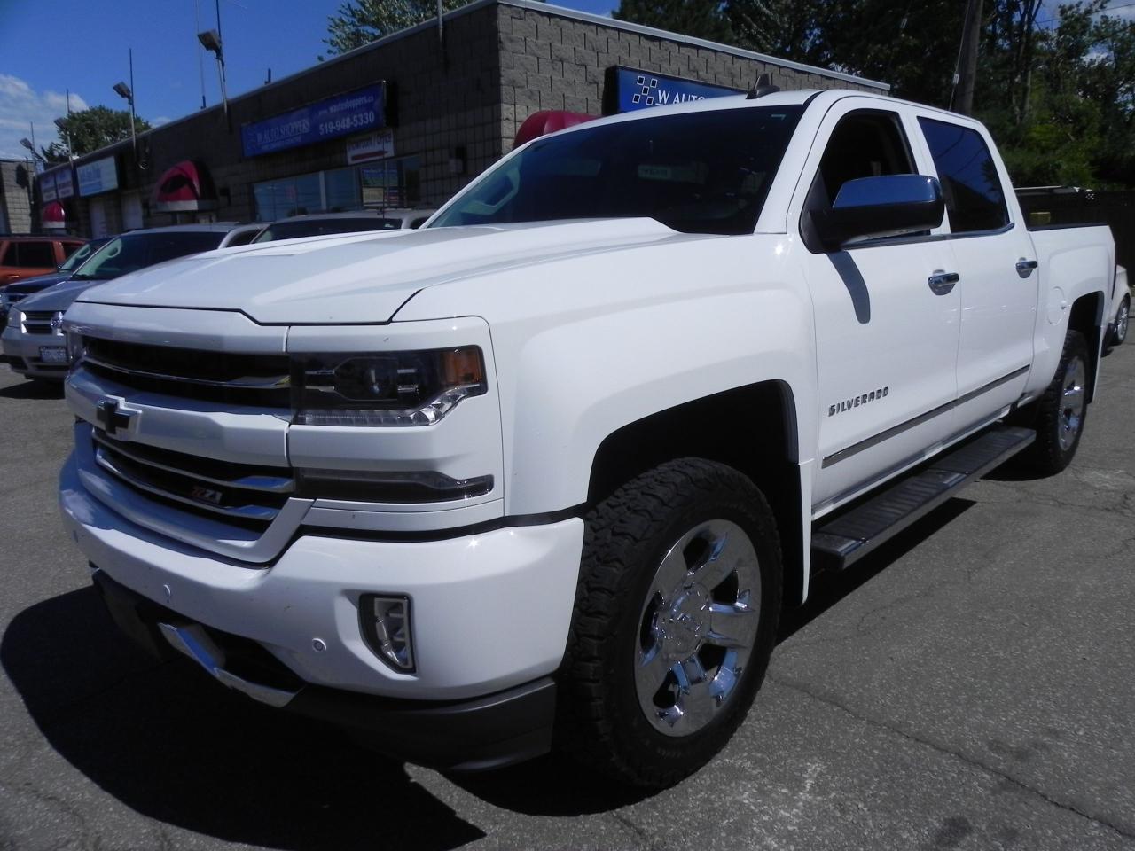 Photo of White 2016 Chevrolet Silverado 1500