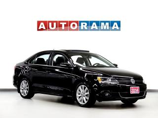 Used 2014 Volkswagen Jetta TDI HIGHLINE LEATHER SUNROOF ALLOY WHEELS for sale in North York, ON