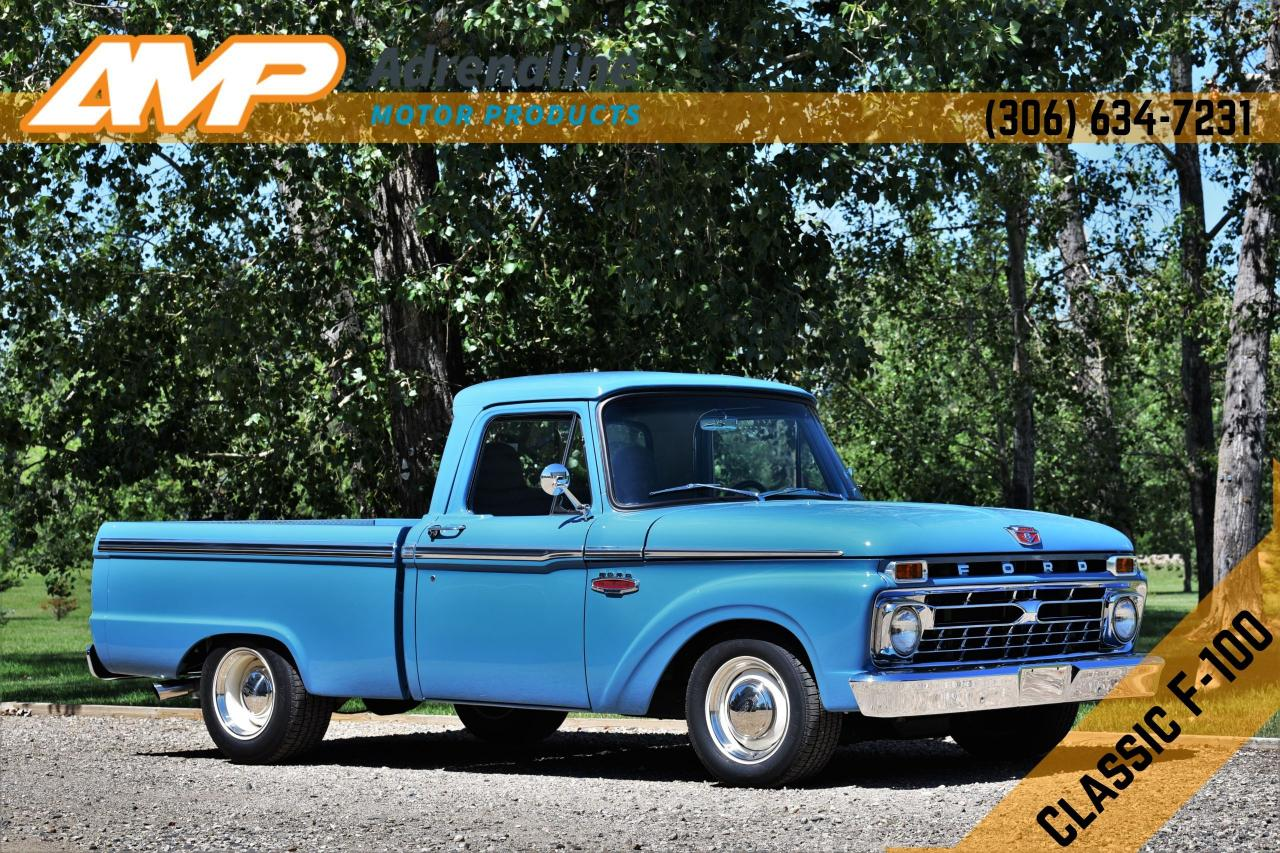 1966 Ford Custom F-100
