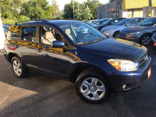 Used 2007 Toyota RAV4 AWD/ 4 CYL/ POWER GROUP/ LOADED! for sale in Scarborough, ON