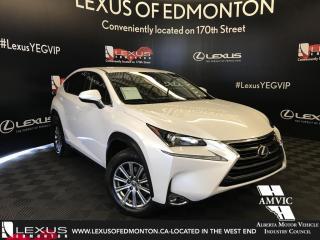 Used 2015 Lexus NX 200t STANDARD PACKAGE for sale in Edmonton, AB