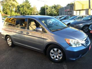 Used 2008 Honda Odyssey EX/ POWER DOORS/ ALLOYS/ POWER GROUP/ LOADED! for sale in Scarborough, ON