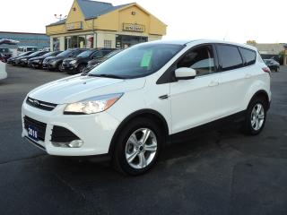 Used 2016 Ford Escape SE 2.5L BackUpCamera Bluetooth HeatedSeats for sale in Brantford, ON