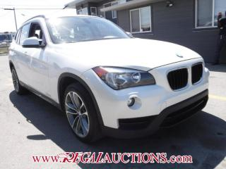 Used 2013 BMW X1 XDRIVE28I 4D UTILITY AWD for sale in Calgary, AB