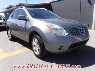 Used 2008 Nissan ROGUE SL 4D UTILITY AWD for sale in Calgary, AB