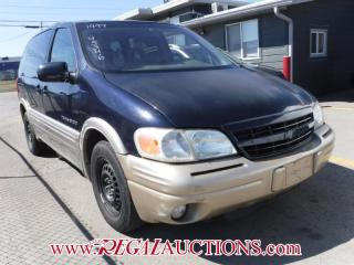 Used 1999 Pontiac TRANS SPORT  4D WAGON for sale in Calgary, AB