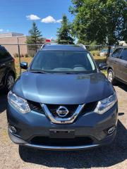 Used 2014 Nissan Rogue SL for sale in London, ON