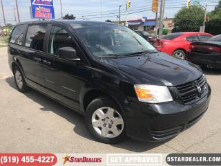 Used 2008 Dodge Grand Caravan SE | AUTO LOANS APPROVED DAILY for sale in London, ON