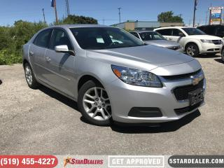 Used 2015 Chevrolet Malibu 1LT | LEATHER | ROOF | CAM for sale in London, ON
