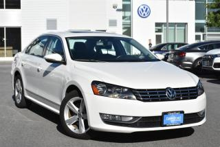 Used 2012 Volkswagen Passat Comfortline 2.0 TDI 6sp DSG at w/ Tip for sale in Burnaby, BC