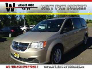 Used 2013 Dodge Grand Caravan SE|7 PASSENGER|DVD |BACKUP CAMERA|139,339 KMS for sale in Cambridge, ON