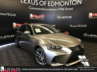 Used 2018 Lexus IS Standard Package for sale in Edmonton, AB