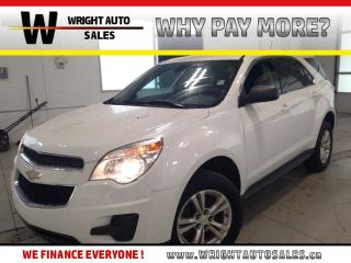 Used 2015 Chevrolet Equinox LS|BLUETOOTH|KEYLESS ENTRY|114,887 KMS for sale in Cambridge, ON