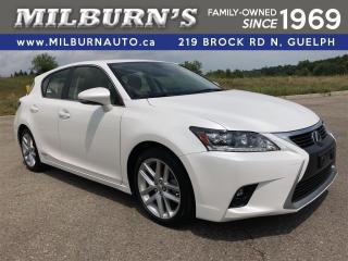 Used 2016 Lexus CT 200h Premium for sale in Guelph, ON