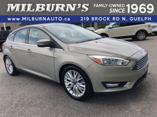 Used 2015 Ford Focus Titanium for sale in Guelph, ON