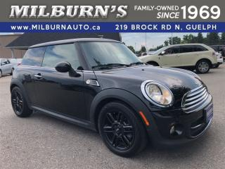 Used 2013 MINI Cooper Hardtop Baker Street Edition for sale in Guelph, ON