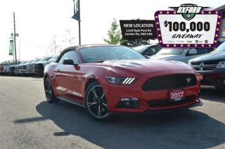 Used 2017 Ford Mustang GT Premium - Convertible, 5.0L V8, Shaker Hood, GP for sale in London, ON