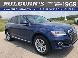 Used 2016 Audi Q5 2.0T Progressiv Quattro / Pano Roof for sale in Guelph, ON