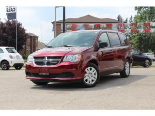 Used 2017 Dodge Grand Caravan SXT*LIKE NEW*FULL STOW 'N GO*SUPER CLEAN for sale in Mississauga, ON