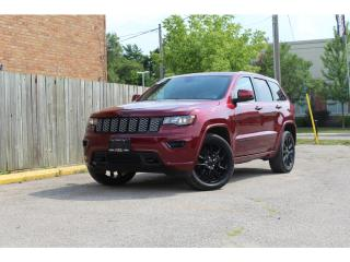 Used 2017 Jeep Grand Cherokee - for sale in Mississauga, ON