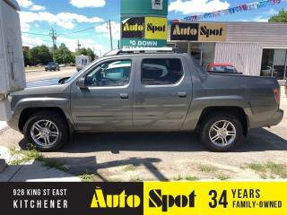 Used 2007 Honda Ridgeline EX-L/LOW,LOW KMS/MINT TRUCK/PRICED-QUICK SALE! for sale in Kitchener, ON