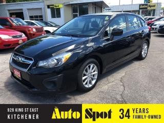 Used 2012 Subaru Impreza 2.0i w/Touring Pkg/PRICED-QUICK SALE! for sale in Kitchener, ON