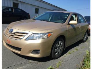 Used 2011 Toyota Camry LE ONLY 79K | CERTIFIED for sale in Waterloo, ON