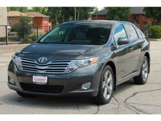 Used 2010 Toyota Venza Base V6 V6 | Sunroof | Power Lift Gate | CERTIFIED for sale in Waterloo, ON