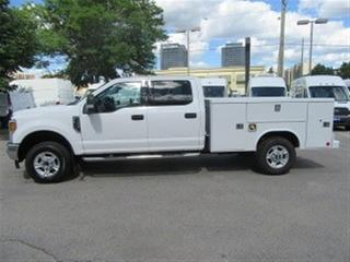 Used 2017 Ford F-350 CREWCAB GAS WITH NEW READING SERVICE BOX for sale in Richmond Hill, ON