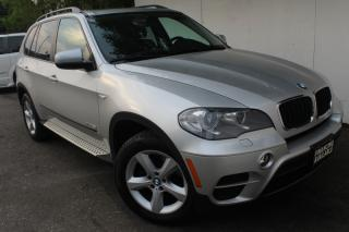 Used 2012 BMW X5 AWD 35i Sunroof for sale in Mississauga, ON