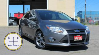 Used 2014 Ford Focus SE | ALLOY WHEELS | TINTS | CLEAN CARPROOF | EVEYRONE GETS FINANCED! for sale in Hamilton, ON