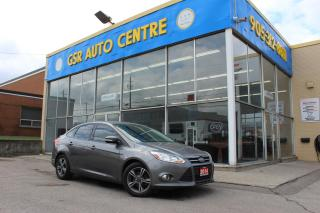 Used 2014 Ford Focus SE | ALLOY WHEELS | TINTS | CLEAN CARPROOF | 10 yr/ 240,000 WARRANTY! for sale in Hamilton, ON