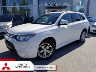 Used 2014 Mitsubishi Outlander 4WD 4DR GT  LEATHER-SUNROOF for sale in Port Coquitlam, BC