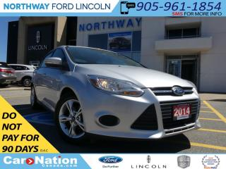 Used 2014 Ford Focus SE | BLUETOOTH | LOW KM | SYNC | for sale in Brantford, ON