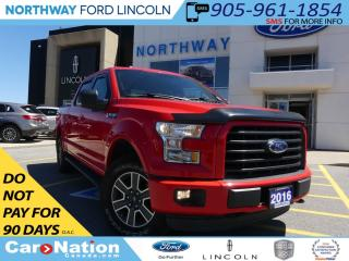 Used 2016 Ford F-150 XLT | NAV | REAR CAM | V8 5.0L | 4X4 | for sale in Brantford, ON