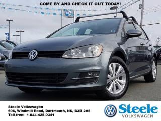 Used 2016 Volkswagen Golf Comfortline - Low mileage, One owner, Certified for sale in Dartmouth, NS